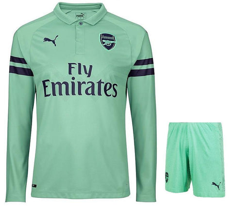 Original ARSNL Premium Full Sleeve 3rd Jersey & Shorts [Optional] 2018-19