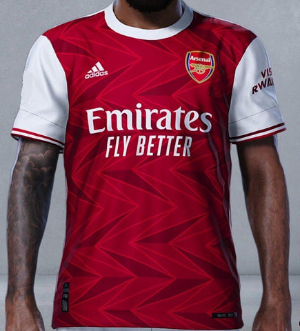 Arsenal Home Jersey 2020/21 [Superior Quality]