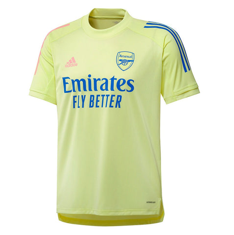 Arsenal Pre-Match Jersey-4 2020/21 [Superior Quality]