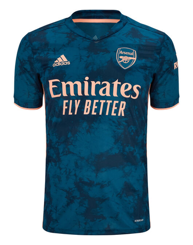 Arsenal 3rd Jersey 2020/21 [Premium Quality]