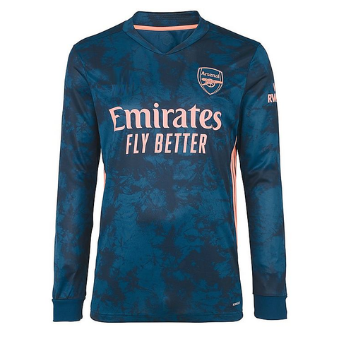 Arsenal 3rd Full Sleeve Jersey 2020/21 [Superior Quality]