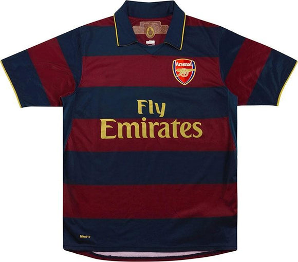 Retro Original ARSNL Away Jersey 2007-08 [Superior Quality]