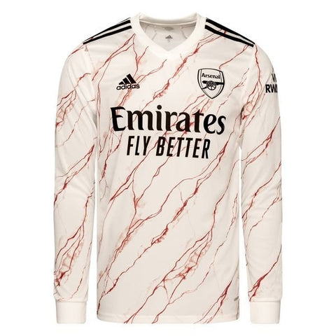 Arsenal Away Full Sleeve Jersey 2020/21 [Premium Quality]