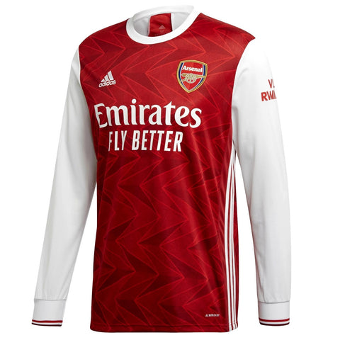 Arsenal Home Full Sleeve Jersey 2020/21 [Superior Quality]