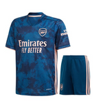 Kids/Youth Arsenal 3rd Premium Home Jersey & Shorts 2020/21