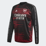 ARSENAL 3rd Track Upper Black/Red 2020/21