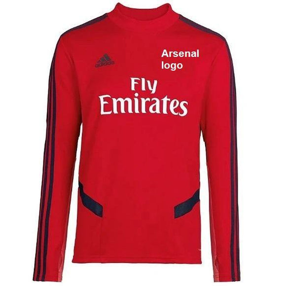 Original ARSENAL Training Track Upper Red 2019/20
