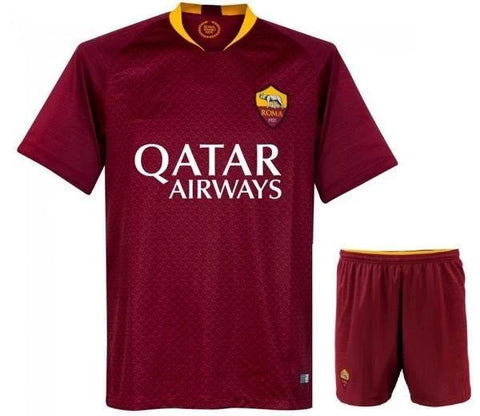 Original AS Roma Premium Home Jersey 2018-19