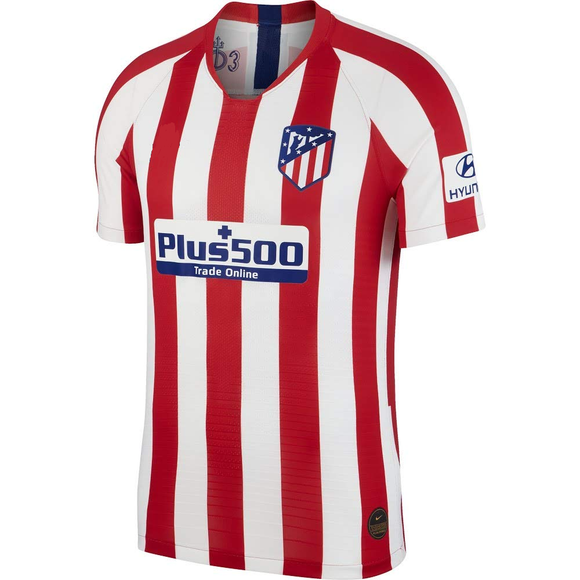 Original Atletico Madrid Premium Home Jersey 2019/20 [Superior Quality]