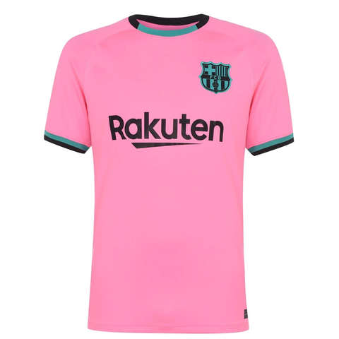 Barca 3rd Jersey 2020/21 [Superior Quality]