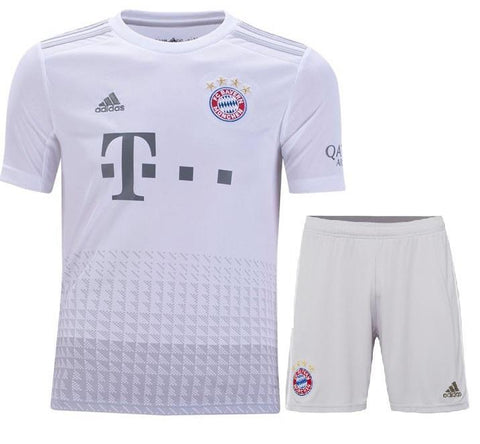 Original Bayern Munich Premium Away Jersey & Shorts [Optional] 2019/20