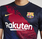 Original Barca Black Training Jersey 2019/20 [Superior Quality]