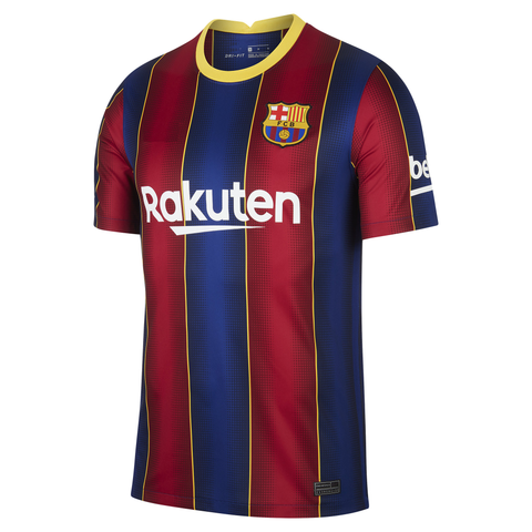 Barca Home Jersey 2020/21 [Player's Quality]