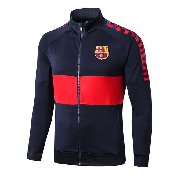 Original Barcelona Premium Blue Zipper 2019/20