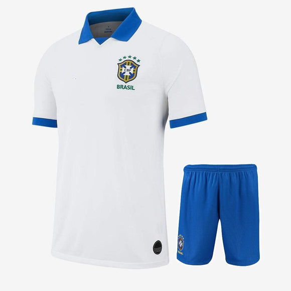 Original Brazil International Away Jersey & Shorts [Optional] Copa America 2019/20