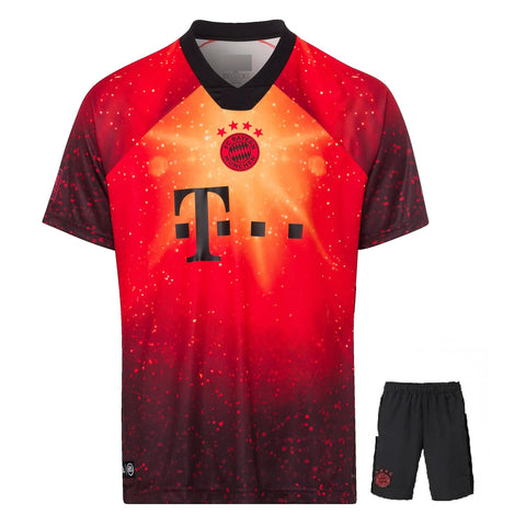Rare Original Bayern Munich 4th Digital EA Sports Edition Jersey & Shorts [Optional] 2019