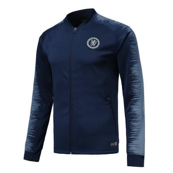 Original Chelsea Premium Zipper Navy Blue 2018-19