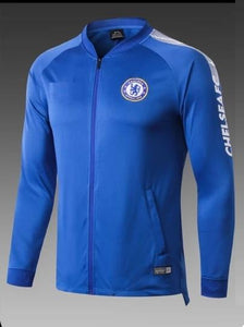 Original Chelsea Premium Training Zipper Blue 2019/20
