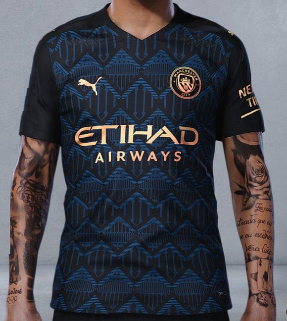 Man City Away Jersey 2020/21 [Superior Quality]