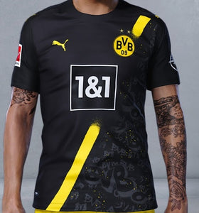 BVB Dortmund Away Jersey 2020/21 [Superior Quality]