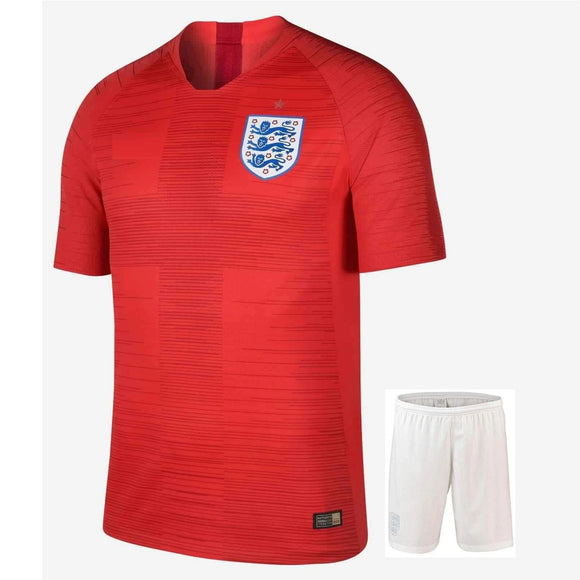Original England Premium Away Jersey & Shorts [Optional] World Cup 2018