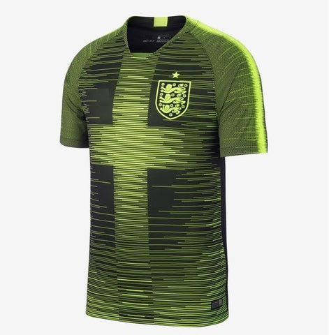 Rare Original England EA Sports Edition Green Jersey 2019 [Superior Quality]