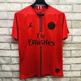 Original Jordan X Red PSG Jersey  2018-19 [Superior Quality]