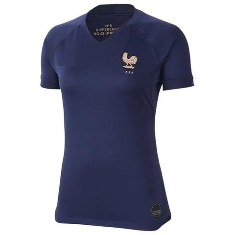 Original France Women's International Home Jersey 2019/20 [Superior Quality]