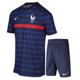 Kids/Youth France International Premium Jersey & Shorts 2020/21