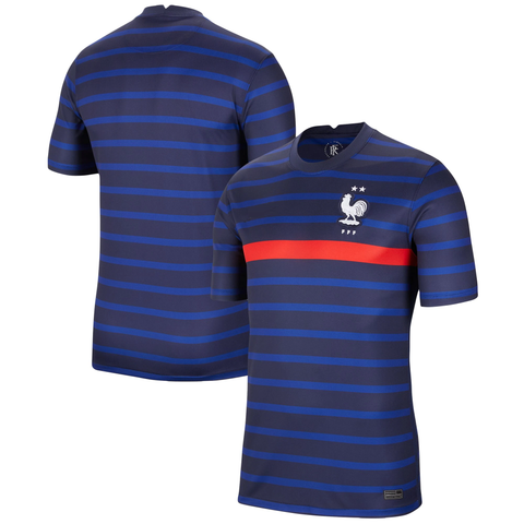 France International Home Jersey 2020/21 [Superior Quality]