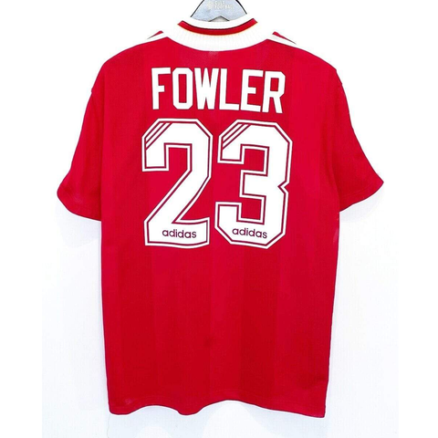 Retro Fowler Liverpool Home Jersey 1995/96 [Superior Quality]