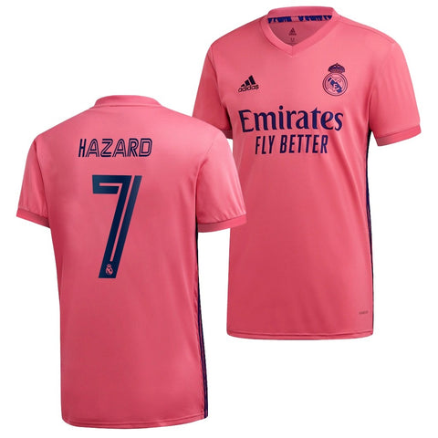 Real Madrid Hazard Away Jersey 2020/21 [Superior Quality]