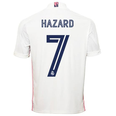 Real Madrid Hazard Home Jersey 2020/21 [Superior Quality]