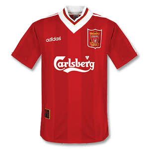 Retro Liverpool Home Jersey 1995/96 [Superior Quality]