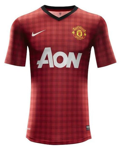 Retro Manchester United Jersey 2012/13 [Player's Quality]