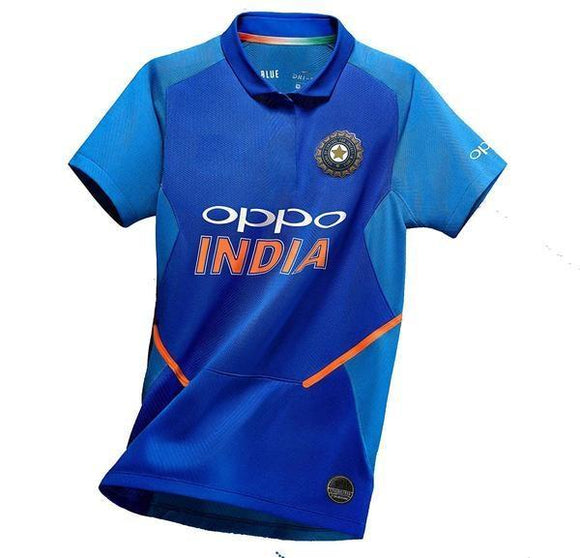 India International Cricket Jersey World Cup 2019