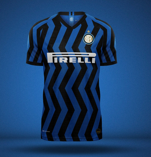 Inter Milan Home Jersey 2020/21 [Superior Quality]