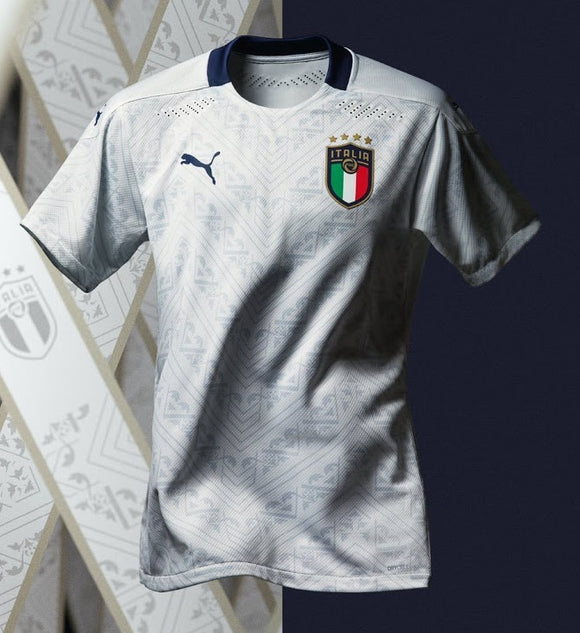 Original Italy International Away Jersey [Superior Quality] 2020