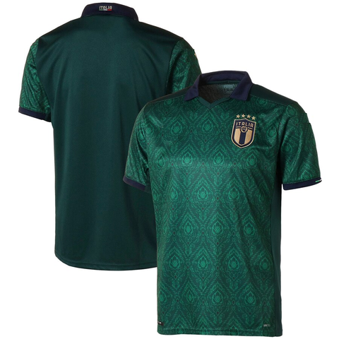 Original Italy International 3rd Jersey [Superior Quality] 2020