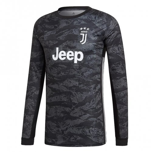 Original Juventus Goal Keeper Full Sleeve Jersey 2019/20 [Superior Quality]