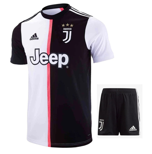 Original Juventus Premium Home Jersey and Shorts [Optional] 2019/20