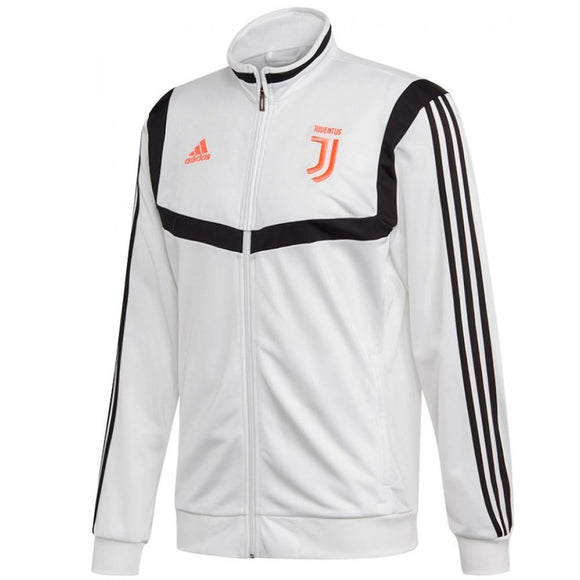 Original Juventus Anthem Zipper White 2019/20