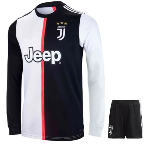 Original Juventus Premium Home Full Sleeves Jersey 2019/20