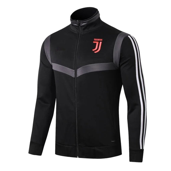 Original Juventus Zipper Black with Pink Emblem 2019/20
