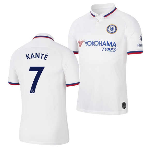 Original Kante Chelsea Away Jersey 2019/20 [Superior Quality]