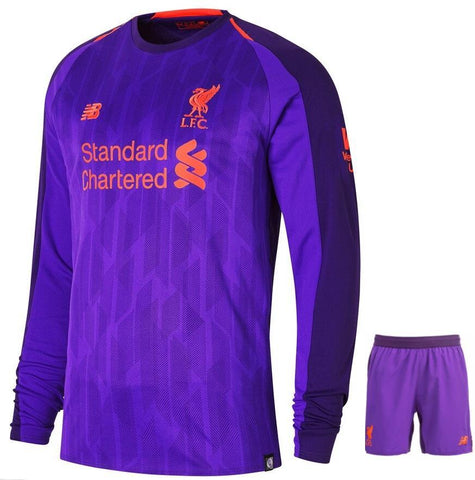 Original Liverpool Premium Away Full Sleeve Jersey 2018-19