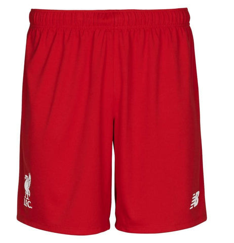 Original Liverpool Premium Home Shorts 2018-19