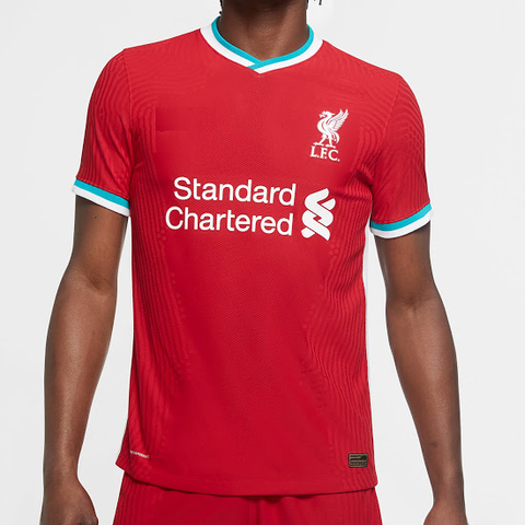 Liverpool Home Jersey 2020/21 [Player's Quality]