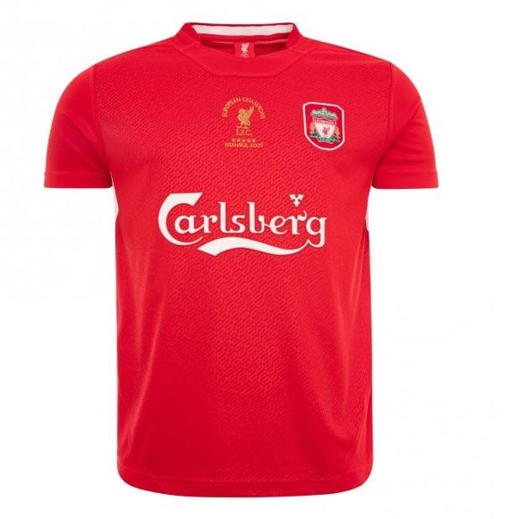 Retro Original Liverpool Home Jersey 2005 [Superior Quality]