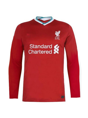 Liverpool Home Full Sleeve Jersey 2020/21 [Premium Quality]